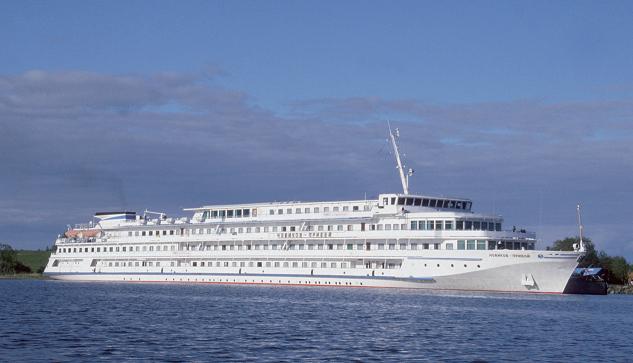 Ms Rachmaninov Schiffsinformationen Zur Reise Murmansk
