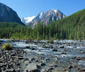 Altai ( Altaj ) Gebirge Reisen