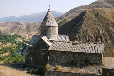 Armenien Intensiv - der Kaukasus 2017