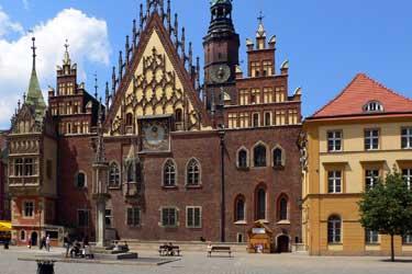 Busreisen Polen - jetzt buchen beim Experten Paradeast.com