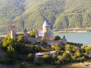 Armenien & Georgien: Kultur-& Wanderreise