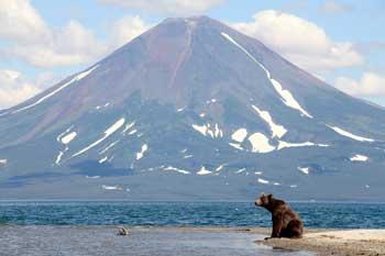 Wintermärchen Kamtschatka