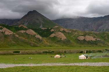 Wunder Zentralasiens