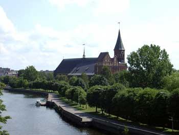 Königsberg (Kaliningrad) Reisen