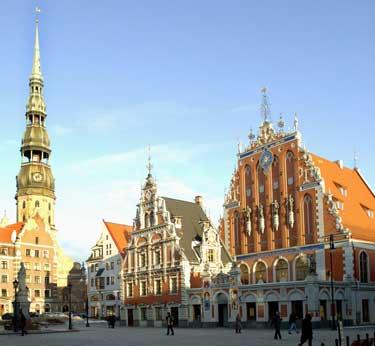 Lettland Reisen
