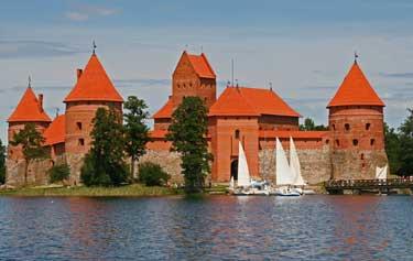 Litauen - Entlang der Memel