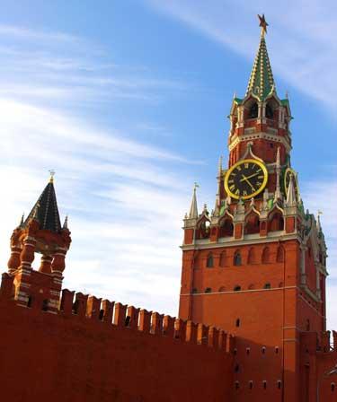 Farbe Gold: Moskau und der Goldene Ring