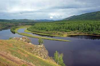 Naturerlebnis Baikalsee