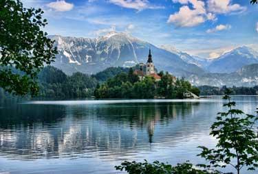 Slowenien aktiv - mit allen Sinnen