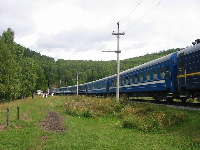 Transsibirische Eisenbahn Reisen