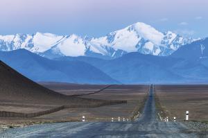 Abenteuer Pamir-Highway