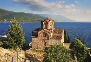 Albanien - Montenegro - Kosovo - Nordmazedonien