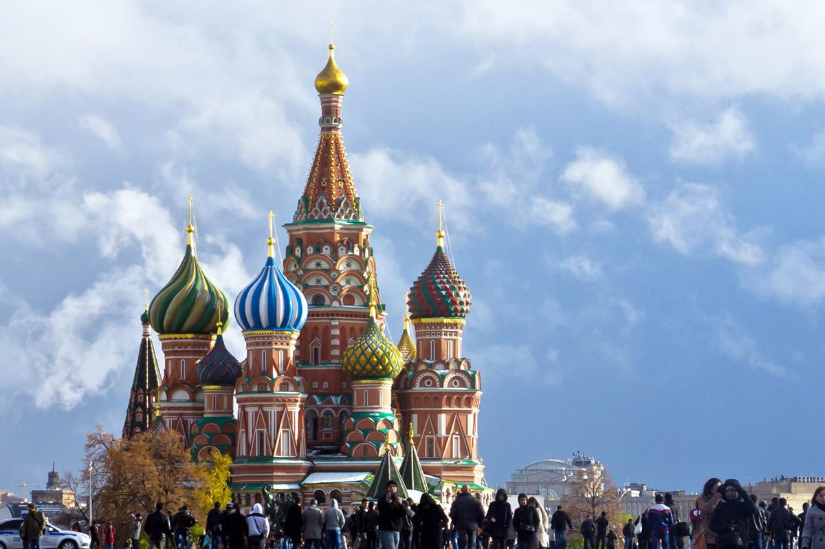 Auf Russlands Wasserwegen in die Metropolen