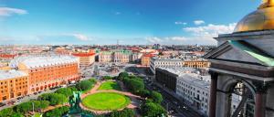 Baltikum & St. Petersburg: Impressionen