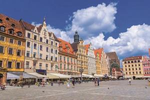 Breslau - Städtereise zur Odermetropole