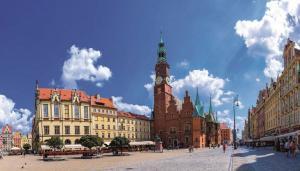 Breslau Städtereise