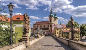 Breslau und die Grafschaft Glatz