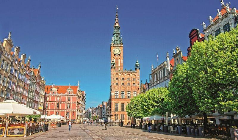 Danzig und Warschau