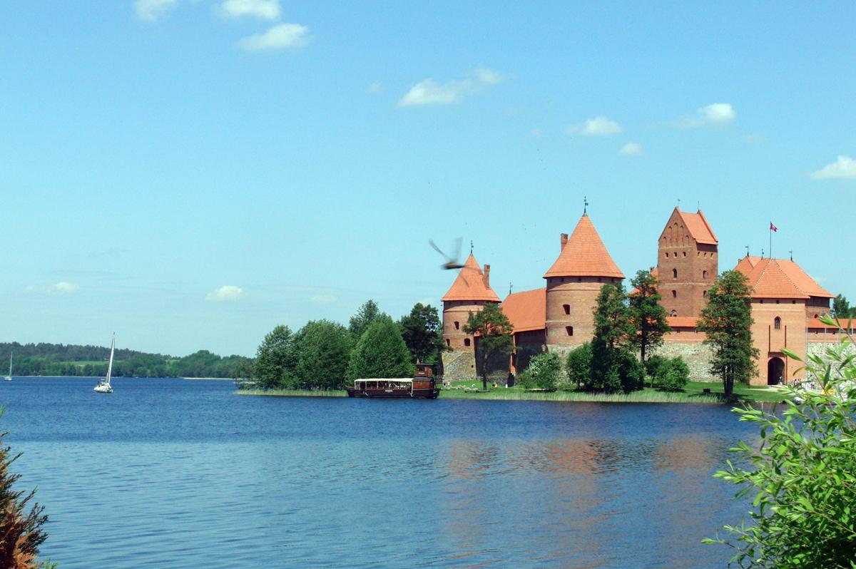 Das Baltikum mit Königsberg und St. Petersburg