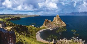 Der Baikal - das heilige Meer Sibiriens