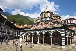 Der Balkan - reiches kulturelles Erbe