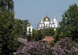 Der Silberne Ring im Winter: St. Petersburg - Nowgorod Welikij - Pskow