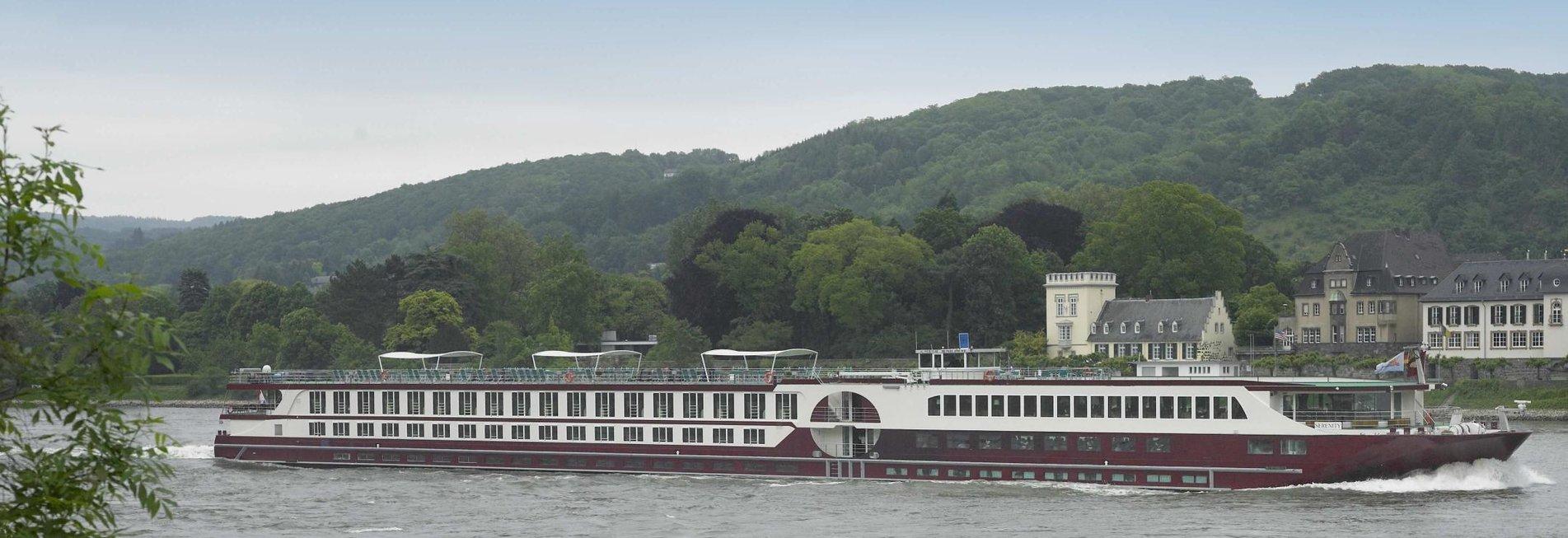 Donau-Flusskreuzfahrt mit MS Serenity | Reise #3455