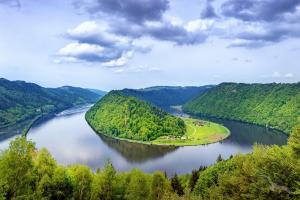 """Donaukaleidoskop: Passau - """"Eisernes Tor"""" - Passau mit der MS A-Silver"""
