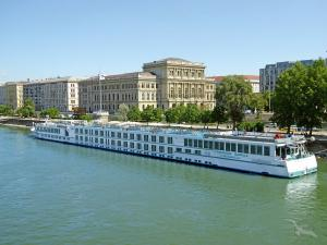 Donauquartett: Passau - Budapest - Wien - Passau mit der MS Prinzessin Isabella
