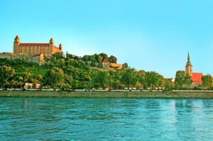 Donausymphonie : Passau - Budapest - Wien - Passau mit der MS Allegra