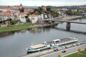 Elbe, Moldau - Elbromantik und Prag: Potsdam - Tetschen (Prag) - Dresden - Potsdam mit der MS Saxonia
