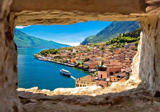 Gardasee & Mittelmeer mit der MSC Lirica