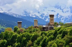 Georgien   Kaukasus - Verborgenes Swanetien – Wanderparadies im Kaukasus
