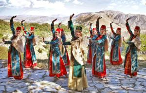Georgien • Armenien • Iran - Große Seidenstraße Teil 1
