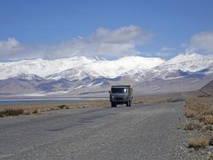 Georgien • Armenien • Iran • Turkmenistan • Usbekistan • Tadschikistan • Kirgistan - Große Seidenstraße Teil 1, 2 und 3