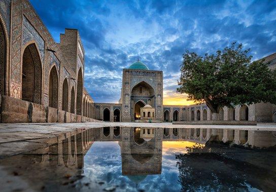 Große Rundreise - Usbekistan