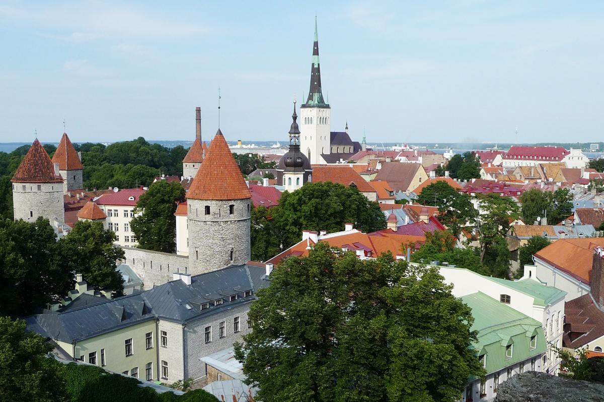 Höhepunkte in den baltischen Staaten