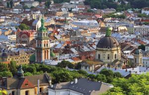 Im Dreiländereck Ukraine - Slowakei - Polen