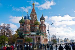 Impressionen in St. Petersburg und Moskau