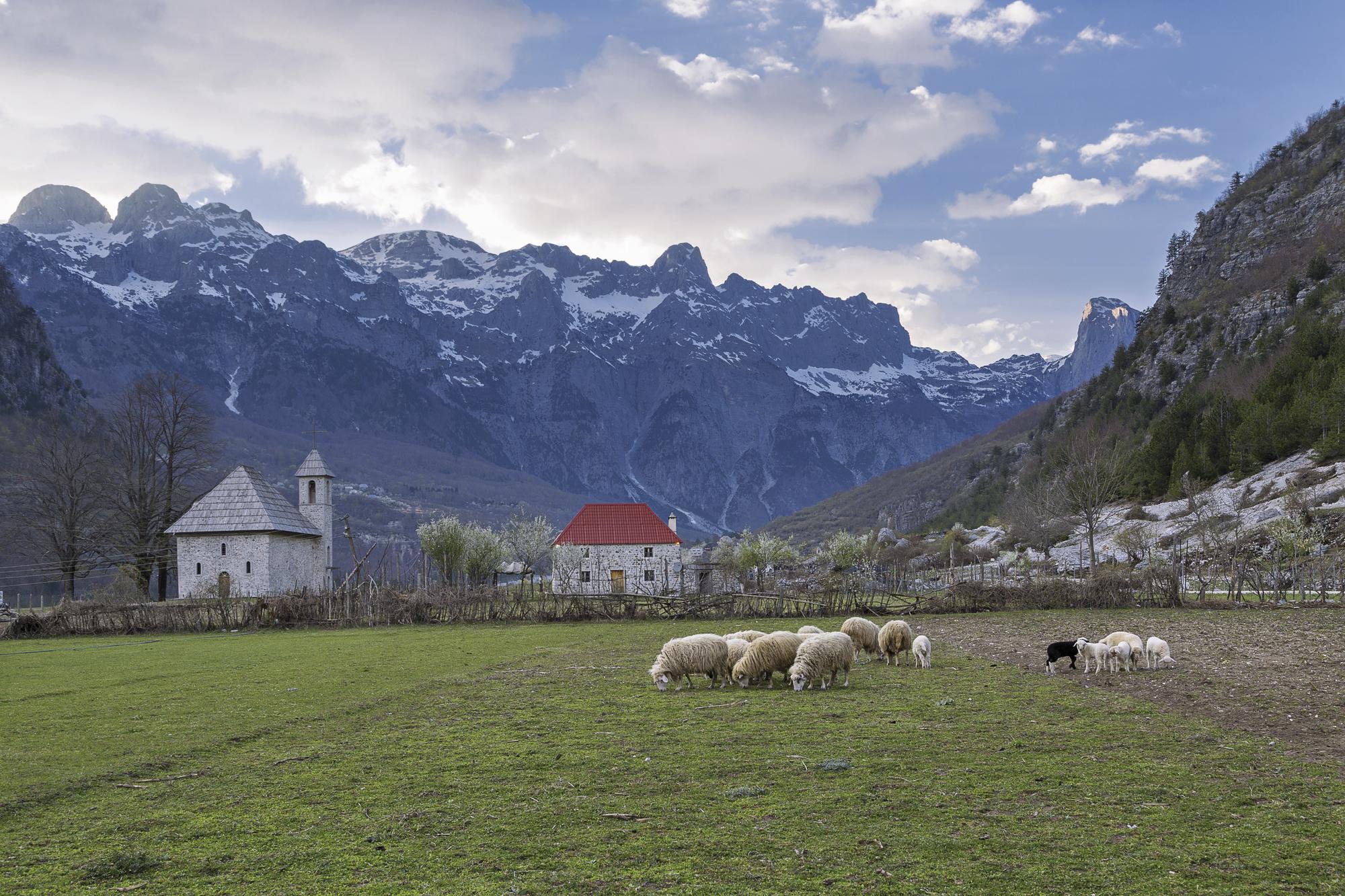 Individualreise Albanien