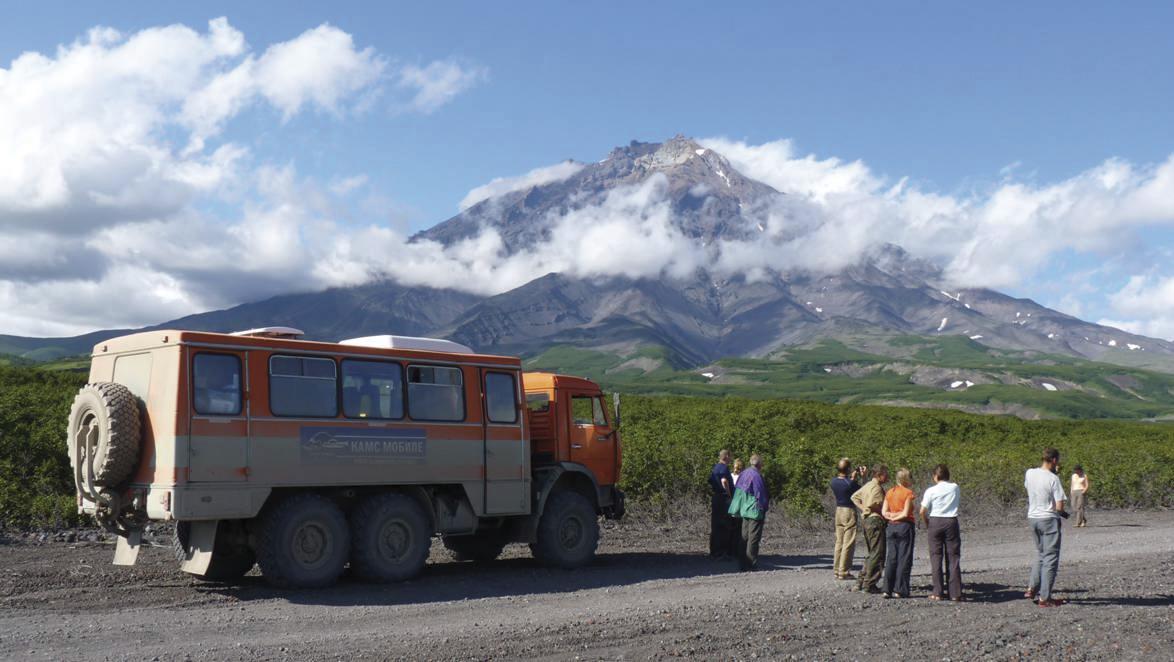 Kamtschatka: Land aus Feuer und Eis