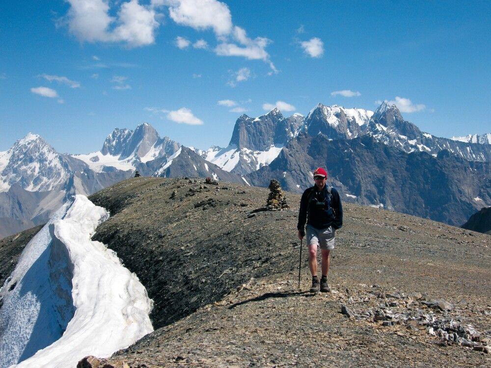 """Kirgistan - Aksu-Sabakh – Durchs """"Patagonien Zentralasiens'"""