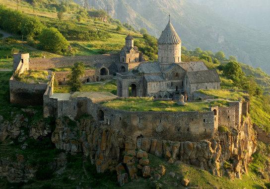 Kleingruppen-Rundreise Armenien Intensiv