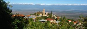 Kleingruppen-Rundreise Aserbaidschan & Georgien (ohne Flug)