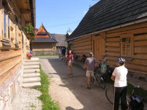 Krakau und Dunajec-Radweg