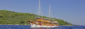 Kreuzfahrt (Rad & Schiff) - Motorsegler/-yacht: Kroatien ab/bis Trogir