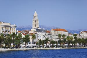 Kroatien - mit Bosnien und Montenegro