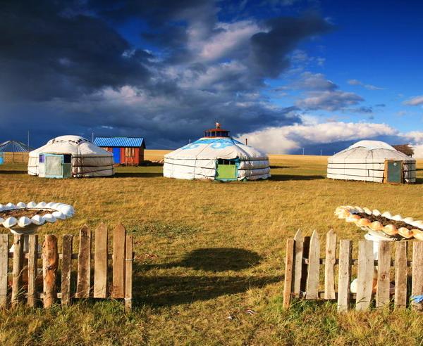 Mongolei - Erben des Dschingis Khan
