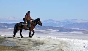 Mongolei - Ins Reich der Schneeleoparden