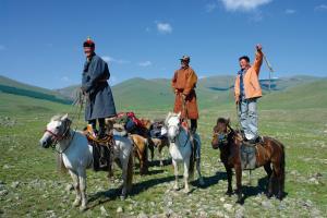 Mongolei - Mongolische Impressionen